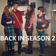 Back in Season 2