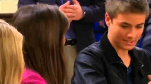 Girl Meets World Riley and Lucas Moments (Season 1 Episode 1)