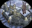 Corbettite Depot Fortress