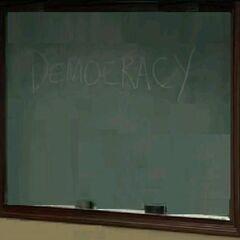 Democracy <br /> <a href=