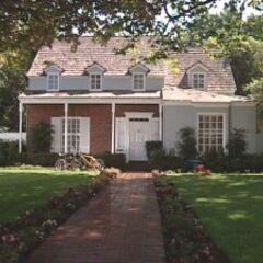 Alan and Amy Matthews Philadelphia Home