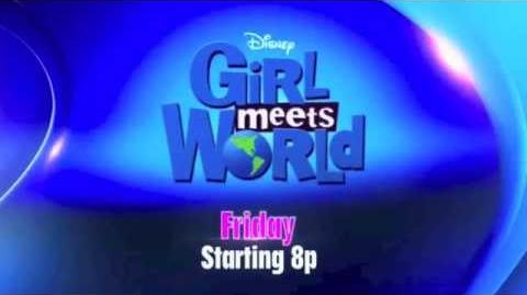 Big Summer Night - Zapped & Girl Meets World - Promo 2