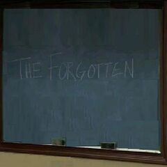 The Forgotten <br /> (<a href=