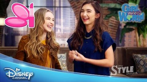 Style on Fleek Sabrina and Rowan Official Disney Channel UK-0