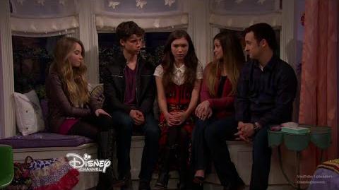 Girl Meets World 2x06 Josh, Maya & the family 6 (Cory You're not so little anymore, Josh)