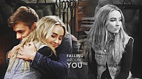 Lucas & Maya Falling around you
