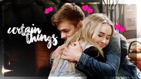 Lucas & Maya ~ Certain Things