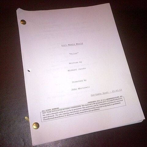 File:Girl Meets World Script.jpg