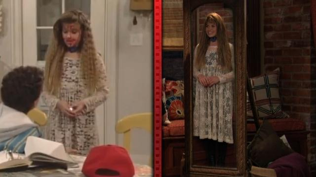 EXCLUSIVE! Topanga Faces Her Old Crimped and Kooky Self on 'Girl Meets World'—Watch!-0