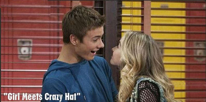 lucas and maya kiss girl meets world In girl meets creativity, lucas and maya share a moment in the classroom when maya reminds lucas of his kiss with riley (in front of cory) as payback for.