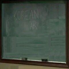 Korean War <br />  (<a href=
