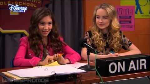 Girl Meets World Girl Meets Farkle's Choice Riley News Fail! Clip 1