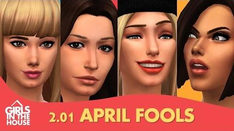 Girls In The House - Episódio 2.01 - April Fools