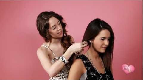 Fish Braid Tutorial - Megan and Liz on Style