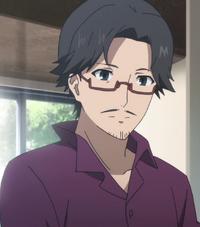 Okikura's dad