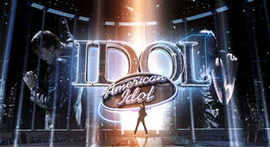 American Idol Title Card