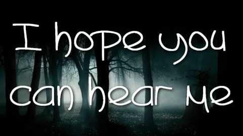 Slipped Away - Avril Lavigne Lyrics HD