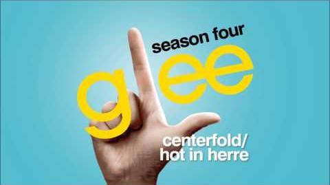 Hot In Herre - Glee -HD Full Studio-