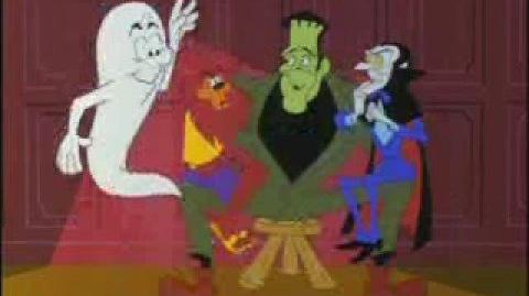 Groovie Goolies Monster Mash Music Video
