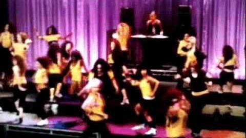 Glee Cast Destinys Child Bootylicious Hairography