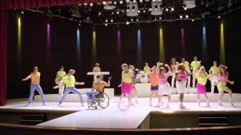 "Full Performance of ""Wake Me Up Before You Go-Go"" from ""Guilty Pleasures"" GLEE"
