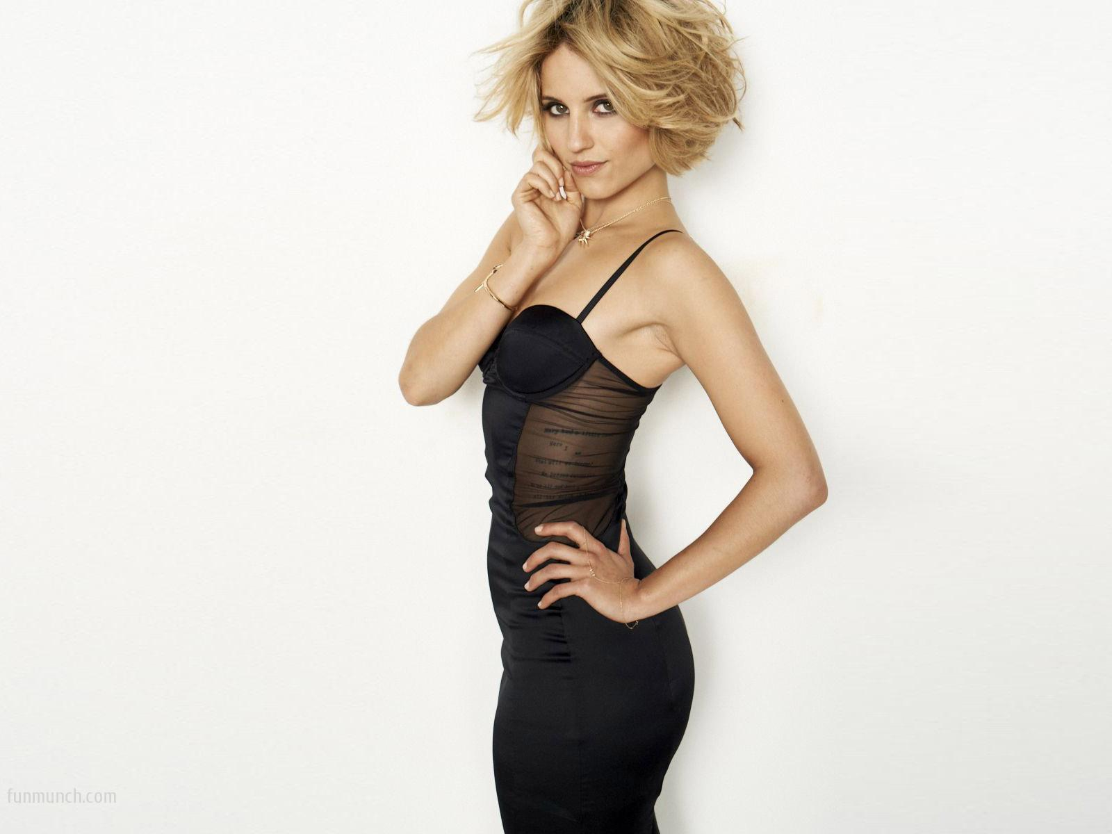 Glee images Dianna Agron wallpaper and background photos