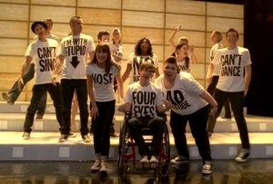 Glee Lady Gaga Born This Way April27newsnea.jpg