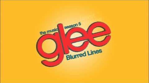 Blurred Lines - Glee Cast HD FULL STUDIO