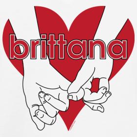 File:Brittana-logo-unisex-v-neck design.png