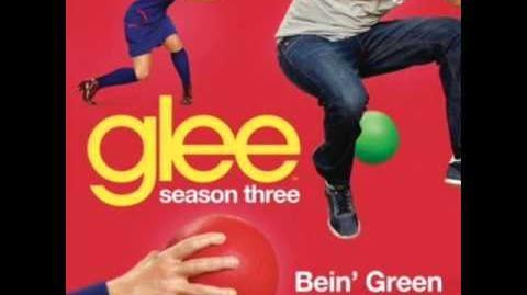 Glee - Bein' Green (Acapella)