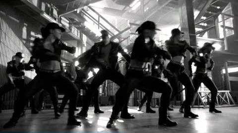 Full Performance of Nasty Rhythm Nation Glee Puppet Master