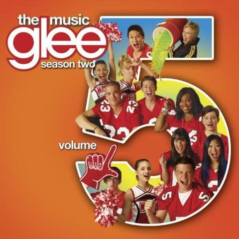 File:Glee Volume 5.jpg