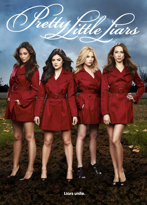 Pretty Little Liars Temporada 4 720p  Dual Español Latino/Ingles