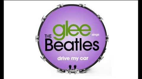 Drive My Car - Glee Cast HD FULL STUDIO