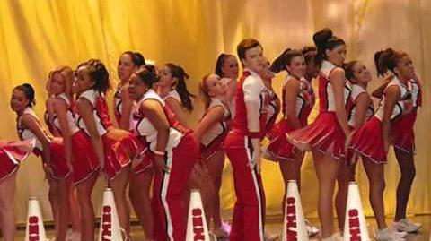 Fergalicious - Glee