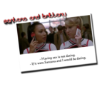 File:Santana and Brittany gLee by leandruskis.png