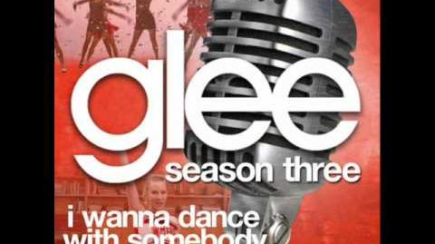 Glee - I Wanna Dance With Somebody (Who Loves Me) Acapella
