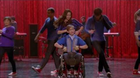GLEE - Anything Could Happen (Full Performance) HD