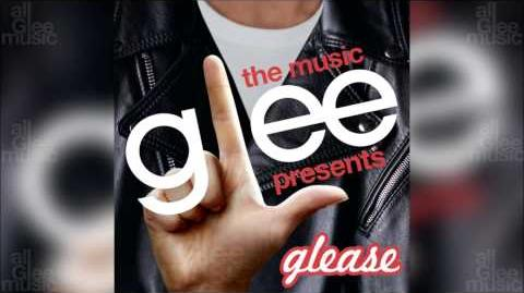 Look At Me I'm Sandra Dee Glee HD FULL STUDIO