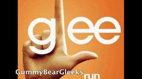 Glee - Run Joey Run (FULL HQ Studio) W Lyrics