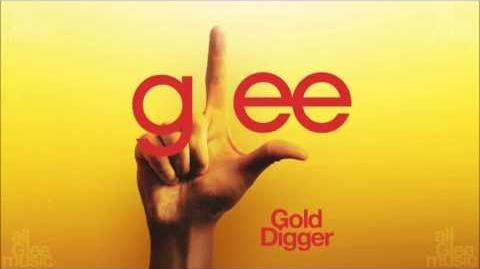 Gold Digger Glee HD FULL STUDIO