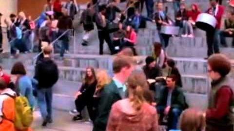 Glee - one love people get ready full performance official music video