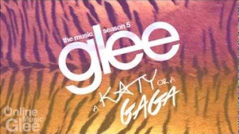 Glee - Applause (DOWNLOAD MP3 LYRICS)