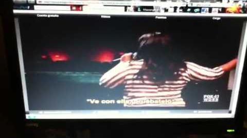 Try A Little Tenderness - Mercedes Jones Glee PERFORMANCE (Bad Video)