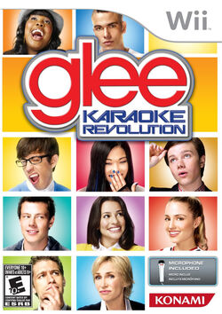 Karaoke Revolution Glee Volume 1