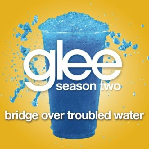 File:Glee - Bridge Over Troubled Water - Single.jpg