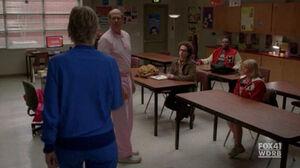 Hecklers Glee 9
