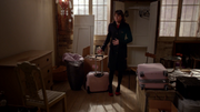Rachel moving out