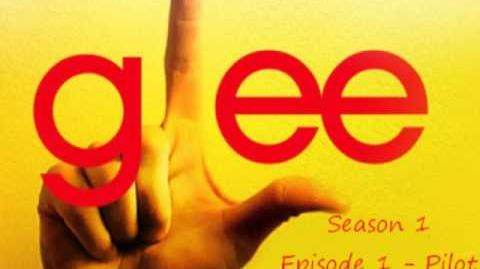 Glee- I Kissed A Girl