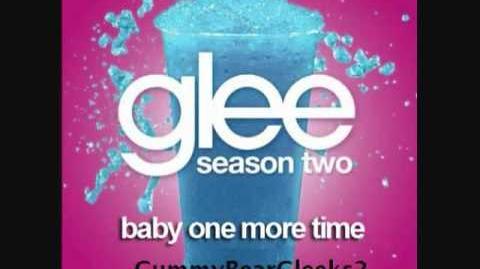 Glee - (Hit Me) Baby One More Time (HQ FULL STUDIO) w LYRICS